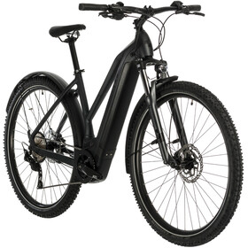 Cube Cross Hybrid Pro 625 Allroad Trapez, iridium'n'black